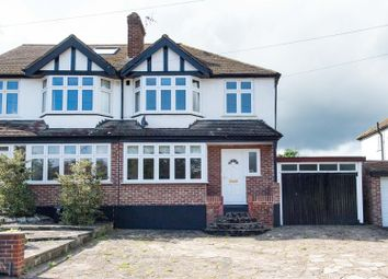 Thumbnail 3 bed semi-detached house for sale in Kent Close, Orpington