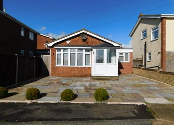 Thumbnail 1 bed detached bungalow to rent in Gainsborough Avenue, Canvey Island