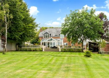 Thumbnail 4 bed detached house for sale in East Gomeldon Road, Gomeldon, Salisbury, Wiltshire