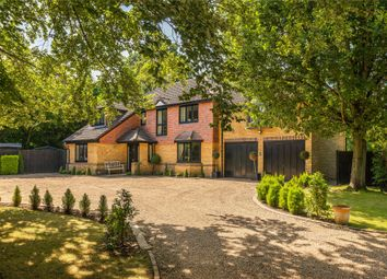 Thumbnail 5 bed detached house for sale in Horsell, Woking, Surrey