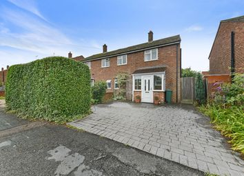 Thumbnail 3 bed semi-detached house for sale in Malmstone Avenue, Merstham