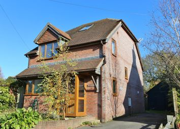 Thumbnail 4 bed detached house for sale in Old Spring Lane, Swanmore, Southampton