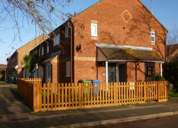 Thumbnail 1 bed end terrace house for sale in Beauvoir Drive Kemsley, Sittingbourne