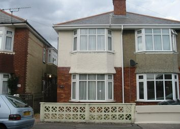 Thumbnail 3 bedroom property to rent in Markham Road, Winton, Bournemouth