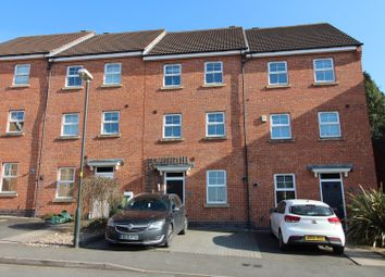 Thumbnail 4 bed town house for sale in Marlgrove Court, Bromsgrove