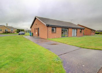 Thumbnail 2 bed bungalow for sale in Newmoor Close, Amble, Morpeth