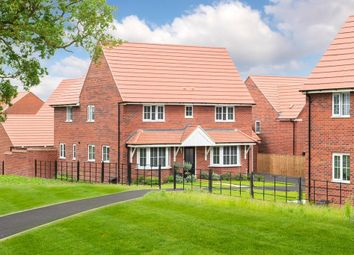 "Thumbnail 4 bed detached house for sale in ""Alnmouth"" at Livingstone Road, Corby"