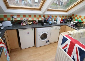 Thumbnail 5 bed maisonette to rent in Springbank Road, Sandyford, Newcastle Upon Tyne