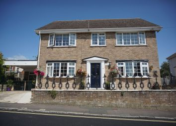 Thumbnail 4 bed detached house for sale in Circular Road, Elmfield