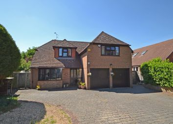 Village Outskirts, Non Estate Position, Ashington, West Sussex RH20. 4 bed detached house