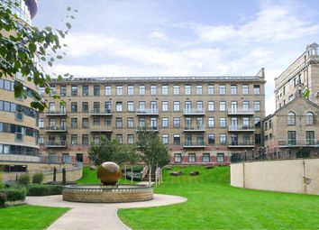 Thumbnail 2 bed flat for sale in Apartment 44, Old Mill, Salts Mill Road, Shipley