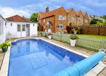 Thumbnail 2 bed semi-detached house for sale in Ongar Road, Stondon Massey, Brentwood