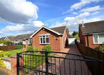Thumbnail 3 bed bungalow for sale in Westwood Road, Healing, Grimsby