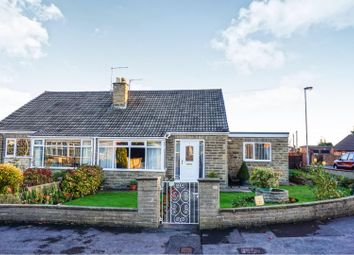 Thumbnail 3 bed semi-detached bungalow for sale in Orchard Drive, Pontefract