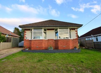 Burns Road, Southampton SO19. 3 bed detached bungalow