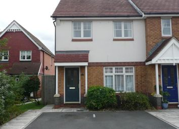 Thumbnail 3 bed property to rent in Nigel Fisher Way, Chessington