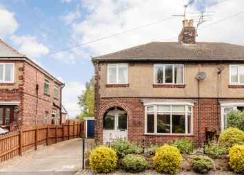 Thumbnail 3 bed semi-detached house for sale in Brompton Road, Northallerton, North Yorkshire