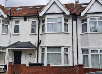 Thumbnail 5 bed terraced house to rent in Babington Road, London