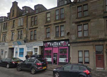 Thumbnail 1 bed flat for sale in Lynedoch Street, Greenock