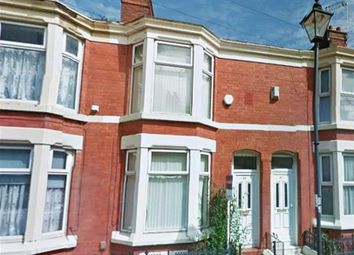 Thumbnail 3 bedroom terraced house for sale in Adelaide Road, Edge Hill, Liverpool