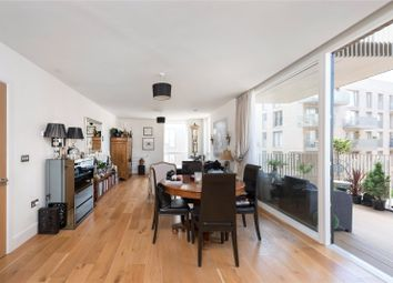 Thumbnail 2 bed flat for sale in Halyards Court, Brentford, London