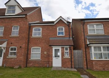 Thumbnail 3 bed terraced house for sale in Whimbrel Chase, Scunthorpe