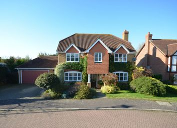 Thumbnail 4 bed detached house to rent in Windingbrook Lane, Collingtree Park, Northampton