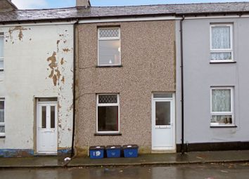 Thumbnail 2 bed terraced house for sale in Field Street, Bangor