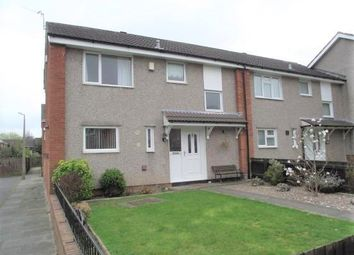 Thumbnail 3 bed end terrace house to rent in Friars Close, Bebington, Wirral, Merseyside