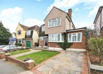 Thumbnail 4 bed detached house for sale in Court Drive, Hillingdon, Uxbridge
