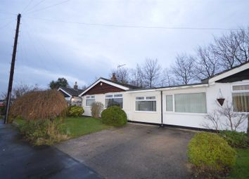 Thumbnail 2 bed semi-detached bungalow to rent in Coniston Road, Little Neston, Neston