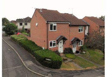 Thumbnail 2 bed end terrace house for sale in Owl Close, Wokingham