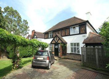Thumbnail 4 bed detached house for sale in Old Church Lane, London