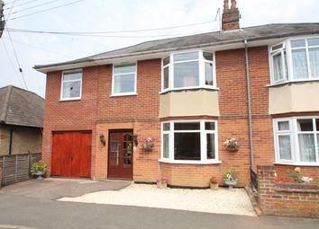 4 bed semi-detached house for sale in Kensington Road, Stowmarket IP14