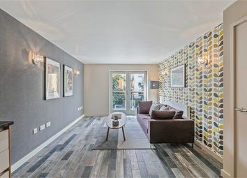 Thumbnail 1 bed flat to rent in Newton Lodge, West Parkside, London