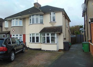 Thumbnail 3 bed semi-detached house for sale in Pleasance Road, St Pauls Cray, London