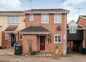 Thumbnail 3 bed link-detached house for sale in Tollsworth Way, Puckeridge, Ware