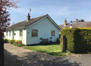 Thumbnail 3 bedroom bungalow for sale in Elms Close, Earsham, Bungay