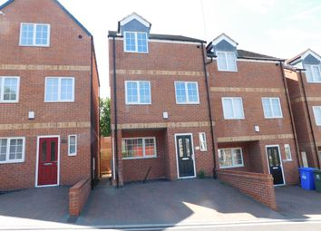 Thumbnail 3 bed town house to rent in Skerry Hill, Mansfield, Notts