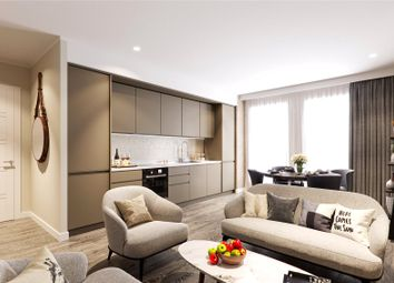 Thumbnail 1 bed flat for sale in Walsingham House, 1331 High Road, Whetstone, London