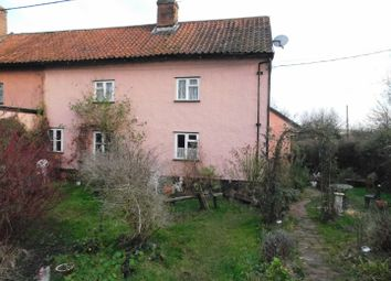 Thumbnail 4 bed cottage for sale in Tannery Road, Combs, Stowmarket