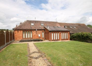 Thumbnail 2 bedroom barn conversion to rent in Swallow Barn, Droitwich
