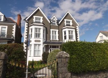 Thumbnail 9 bed detached house for sale in Porthmadoc Road, Criccieth, Gwynedd, .