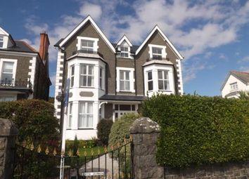 Thumbnail 9 bed detached house for sale in Porthmadoc Road, Criccieth, Gwynedd, .