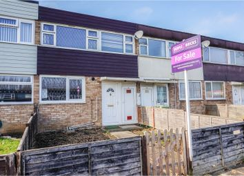 Thumbnail 3 bed terraced house for sale in Kinloch Place, Bletchley