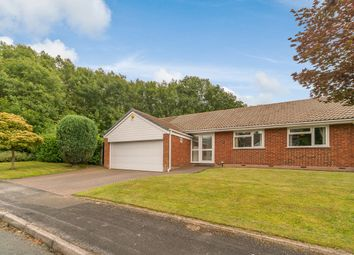 Thumbnail 3 bed detached bungalow for sale in Newquay Road, Walsall, West Midlands