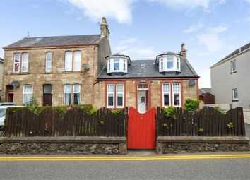 Thumbnail 4 bed semi-detached house for sale in Waterside Street, Largs, North Ayrshire