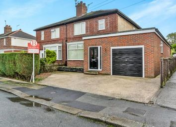 Thumbnail 3 bed semi-detached house for sale in Vernon Road, Rotherham, South Yorkshire