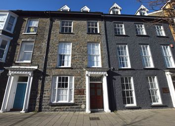 Thumbnail 1 bedroom flat to rent in Flat 2, 24 North Parade, Aberystwyth, Ceredigion