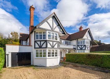 Thumbnail 4 bed semi-detached house for sale in The Drive, Bourne End